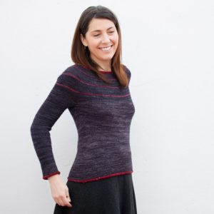 Gala Sweater Knit Pattern