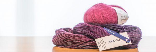 madeja de lana devanalana malabrigo y ovillo mohair Lang