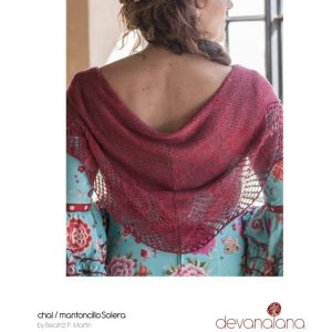 Flamenco Inspired Shawl/Shawlette Collection